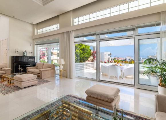 city mansion rhodes villa luxury indoor