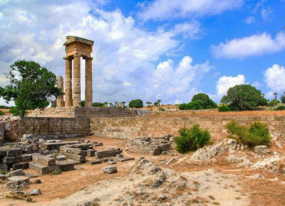 Acropolis & Ancient stadium